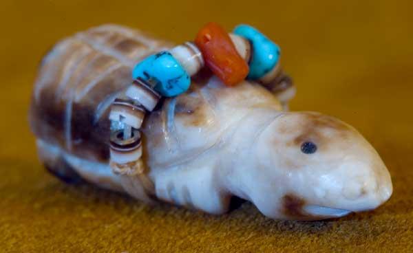 Annette Tsikewa turtle
