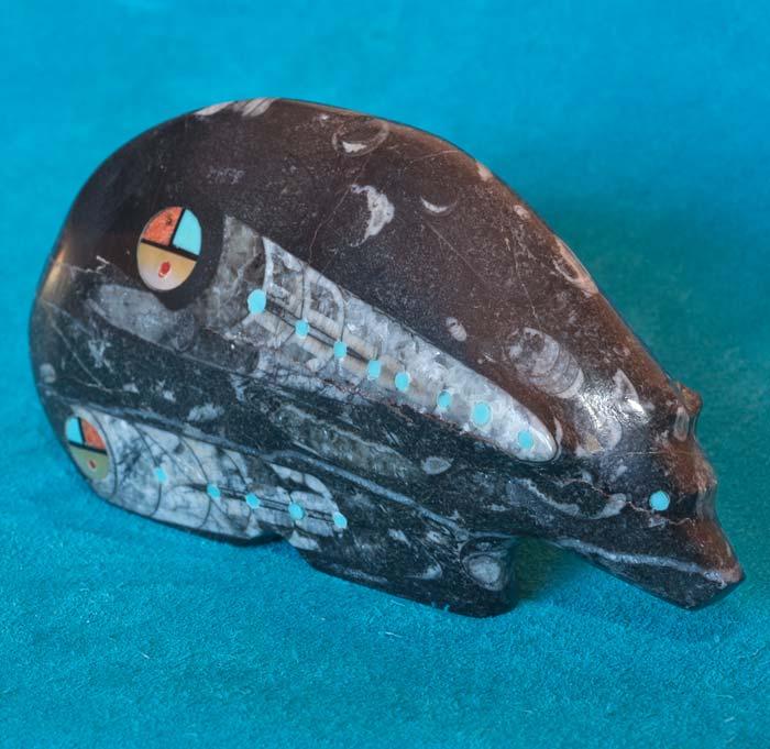 Lynn-Quam-Fossil-Marble-Bear-B